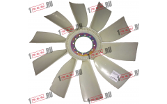 Вентилятор охлаждения двигателя XCMG фото Волжский