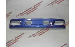Бампер F синий металлический для самосвалов фото Волжский