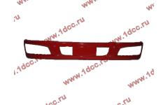 Бампер F красный пластиковый для самосвалов фото Волжский