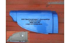 Обтекатель кабины левый HANIA синий фото Волжский