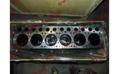 Блок цилиндров двигатель WD615 CDM фото Волжский